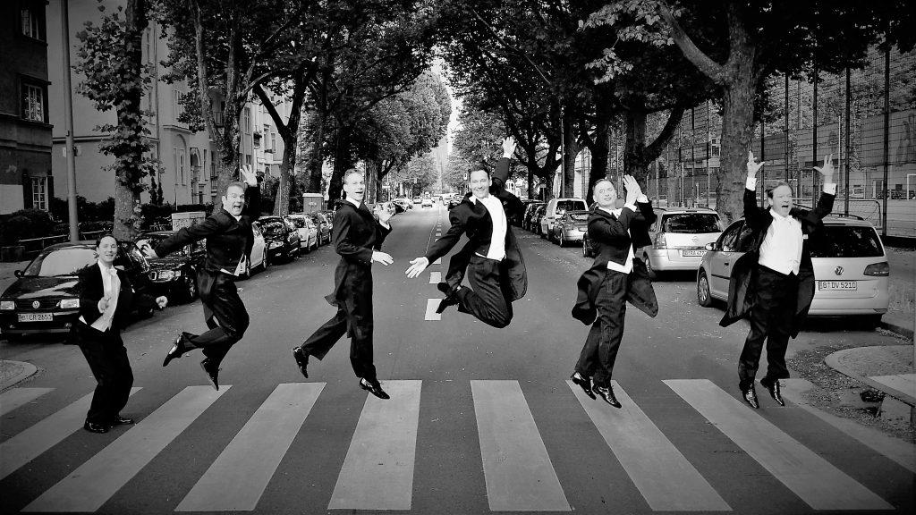 Berlin Comedian Harmonists, Foto Michael Bellmann